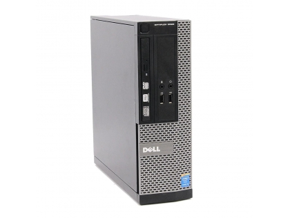 DELL OptiPlex 3020 i3-4160 8GB 120GB SSD DVD SFF Win10pro UŻYWANY-2454499