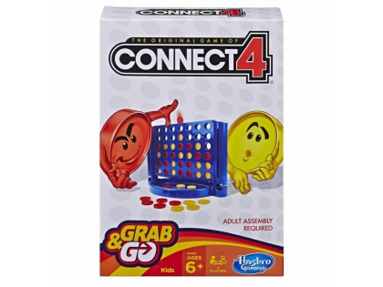 Gra Connect 4 Grab and Go -2547597