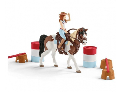 SCHLEICH Figurka Western Riding set -721342
