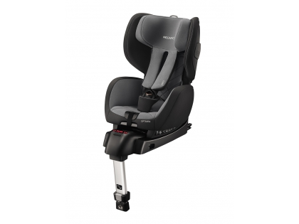 Recaro OptiaFix isofix fotelik 9-18 kg Carbon Black